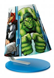 Avengers table LED