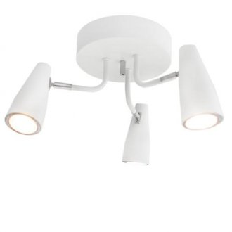 Apollo roofspot 3 matte white