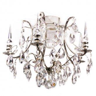Bathroom chandelier plafond