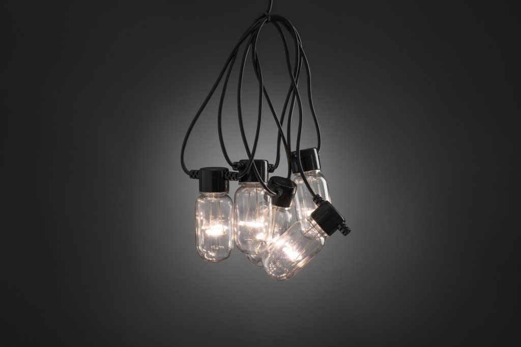 Light Trail E14 10l Clear Party Loops Lampgallerian Com