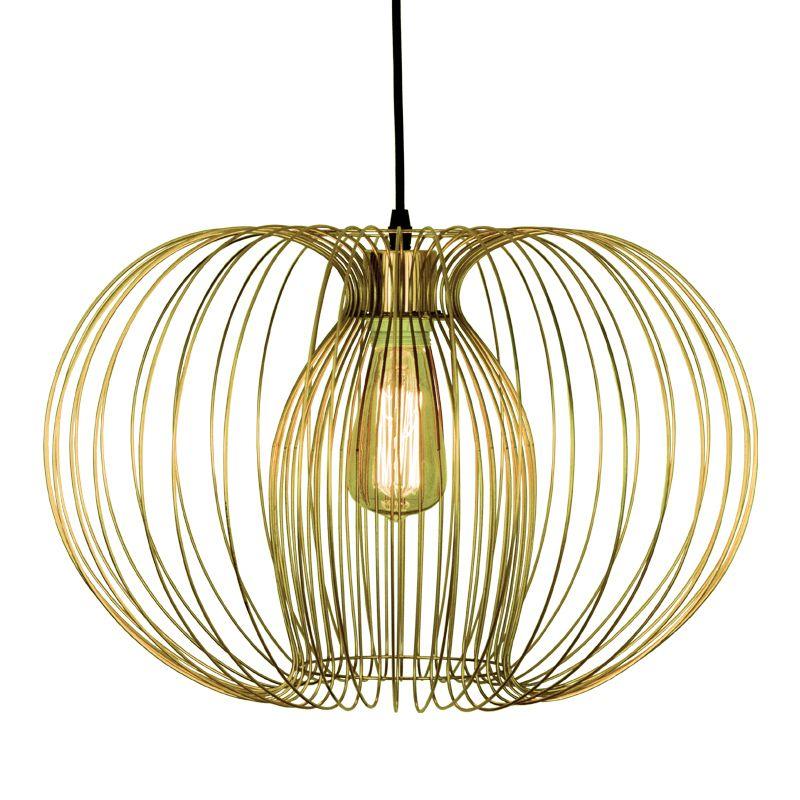 Memphis Ceiling Light Brass - Ceiling Lamps