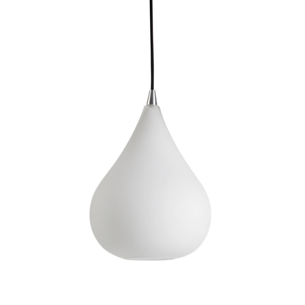 Drops 23cm Opal Glass Pendant Lightshop Com