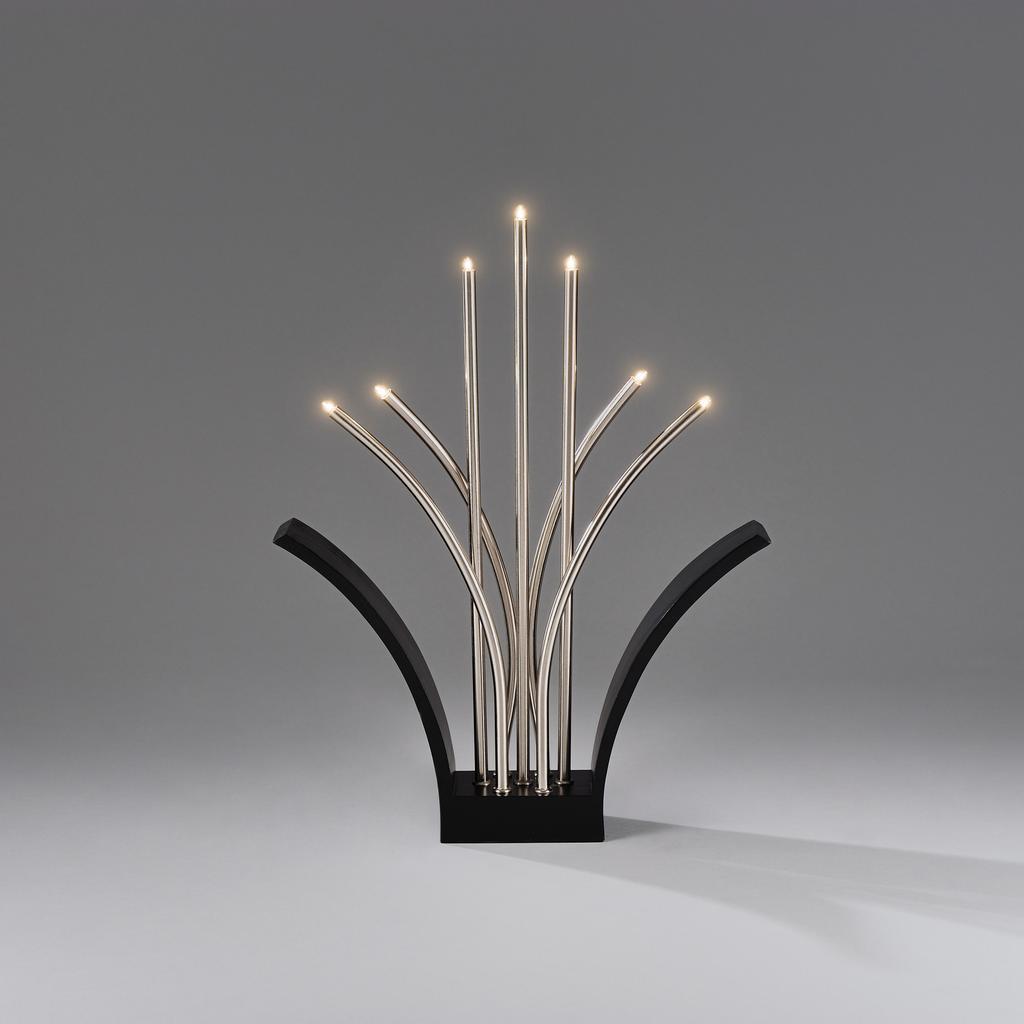 Christmas lights 7 tree metal christmas lighting for 59 victorian lighted black lamp post christmas decoration