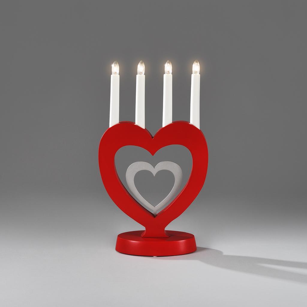 Elljusstake 4 christmas lighting for 59 victorian lighted black lamp post christmas decoration