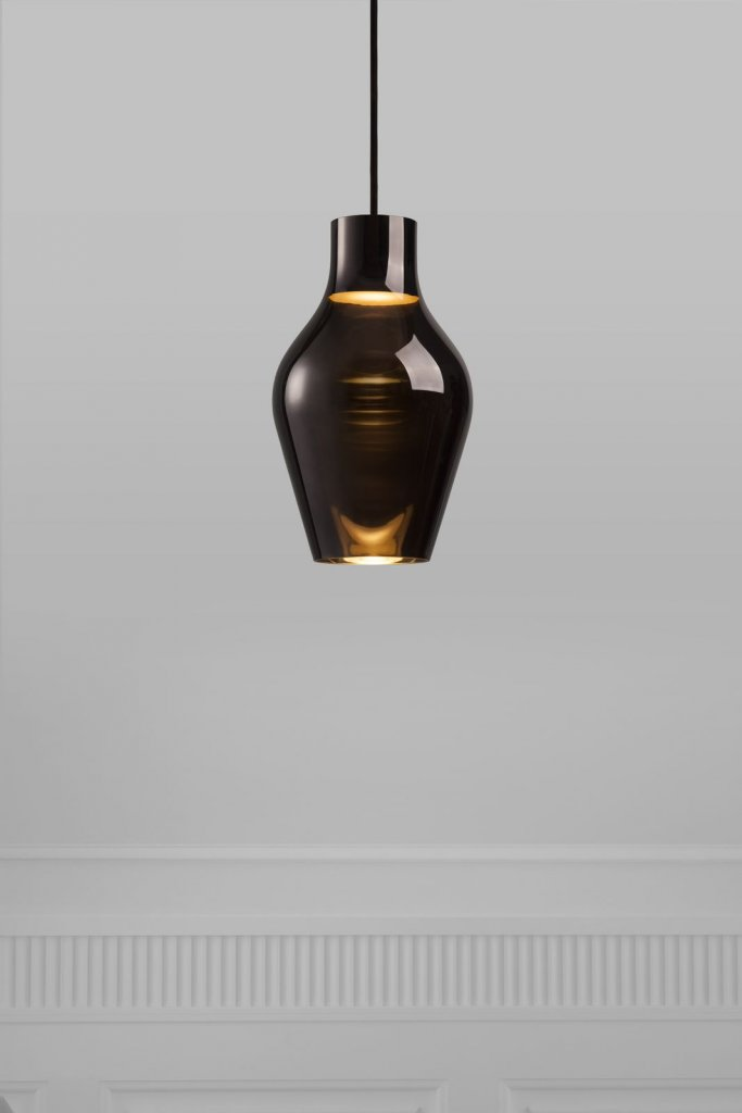 Blow 17 Pendant Grey Ceiling Lamps Lampgallerian Com