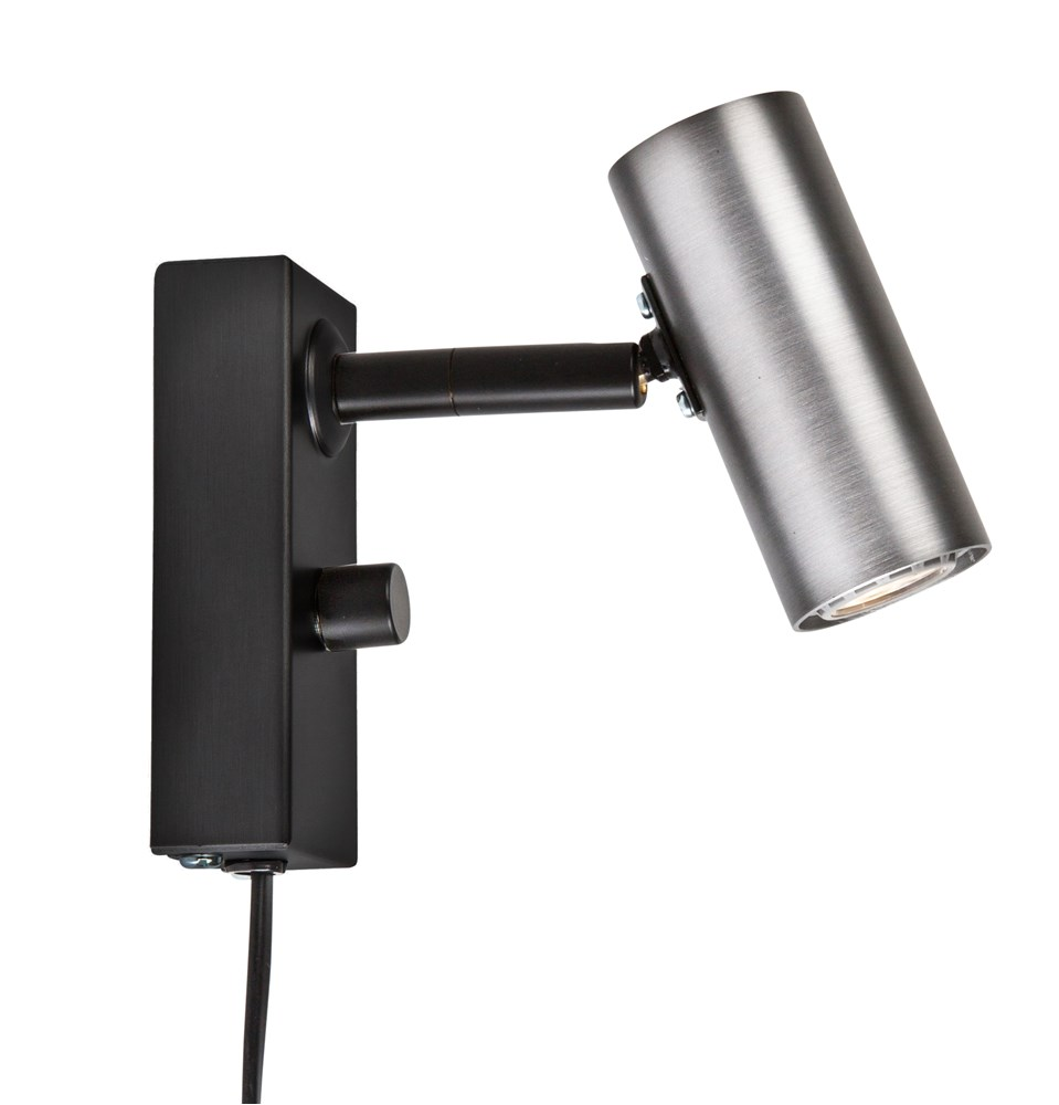 Wall Reading Lamp Led : Cato LED wall lamp - Reading lamp Lampgallerian.com